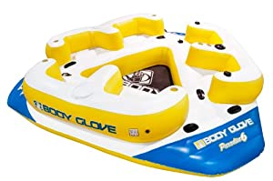 Buy Body Glove Paradise 6 Inflatable Towable with MP3 System by Body Glove