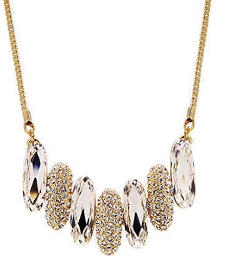saysure-18k-rose-gold-plated-austrian-crystal-luxury-shoes-necklaces