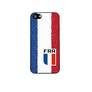 France case for Apple iPhone 5::Apple iPhone 5s
