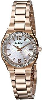 Bulova 98R205 Womens Watch