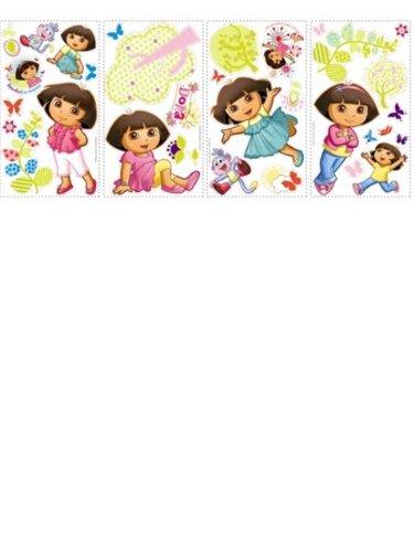 Wallpaper York Friends Forever Dora Appliques Rmk1378Scs front-27739