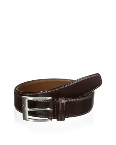J.Campbell Los Angeles Men's Double-Stitched Belt