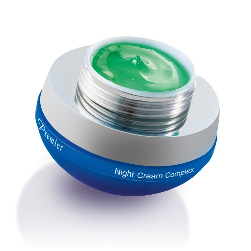 Premier Dead Sea Night Cream Complex, 2.0288-Fluid Ounce
