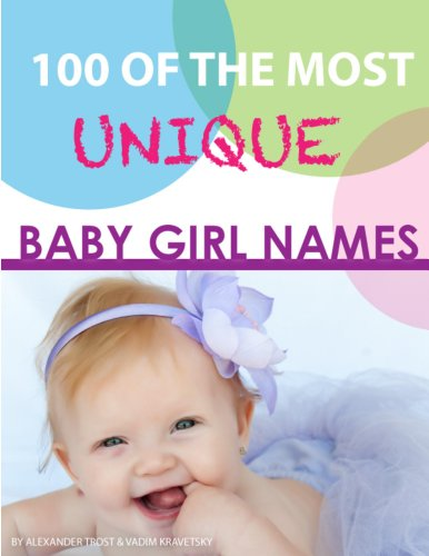 Girls Baby Names Unique