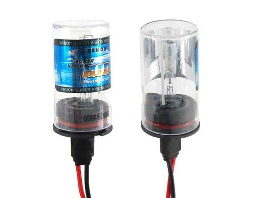 9004 6000K Xenon Super Vision Hid Head Lamp For Car