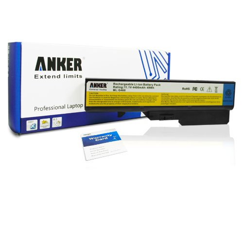 Anker New Laptop Battery for Lenovo B570 B470 B570A B570G B470A B470G G460