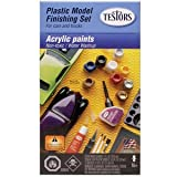 Acrylic Paint Finishing Kit Testors by Testor Corp.