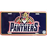 Florida Panthers License Plate Frame NHL ~ Pride Plates