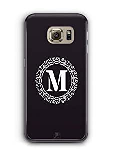 YuBingo Monogram with Beautifully Written letter M Mobile Case Back Cover for Samsung Galaxy S6 Edge