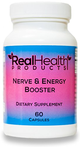 Rhp Nerve And Energy Booster - Acetyl L-Carnitine And R-Alpha Lipoic Acid. Provides Nutritional Support For Nerves, Energy Metabolism And Protection Of Nerve Cells.
