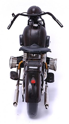 Model Motorcycle - BMW R16 - Retro Tin Model