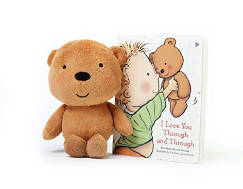 I Love You Through and Through [With Plush]