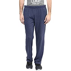 Ajile by Pantaloons Men's Solid Casual Track Pant (205000004740421_Size_Large)