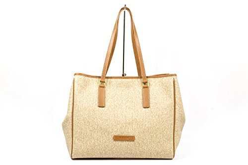 The Bridge Medium Shopping Bag Beige