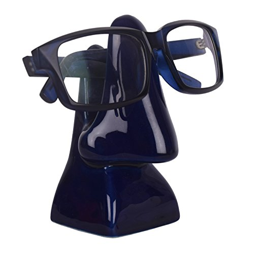 christmas-gifts-sale-ceramic-nose-shaped-eyeglass-spectacle-holder-display-stand-studio-pottery-home