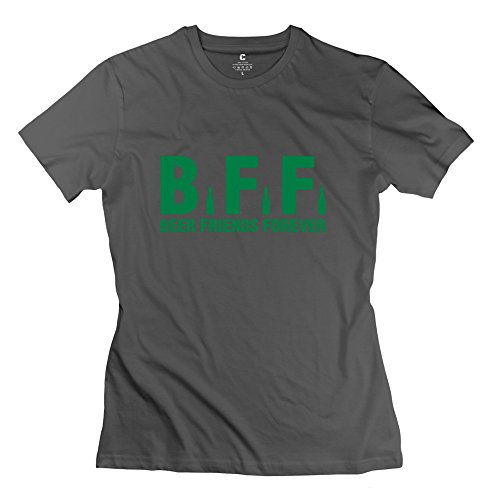 Bff Beer Friends Forever Tshirts For Women/Deepheather T-Shirts