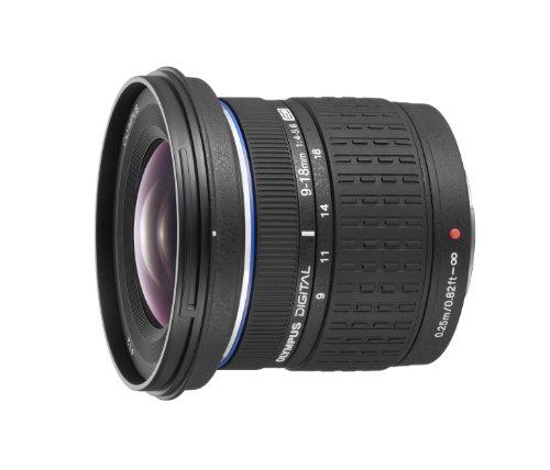 Olympus E 9-18mm f/4.0-5.6 Zuiko Lens for Olympus