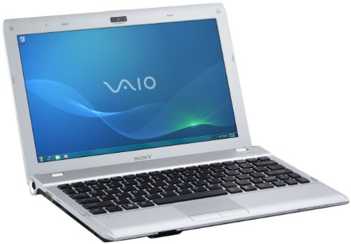 Sony Vaio YB3V1E/S 29,4 cm (11,6 Zoll) Notebook (AMD E-450, 1,65GHz, 4GB RAM, 500GB HDD, AMD HD 6320, Win 7 HP) silber