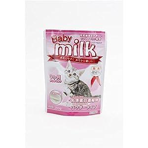 ニチドウ ベビーミルク 猫用 300g【ペット用品】 ホビー エトセトラ ペット 猫 キャットフー [並行輸入品]