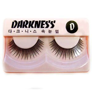 Darkness False Eyelashes D by False Eyelashes D