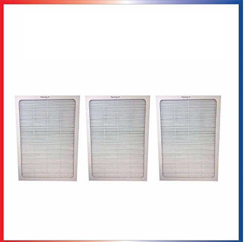 Heating, Cooling & Air 3 Air Purifier Filters For BlueAir 500/600 Series Fits 501,503,550E,601,603,650E