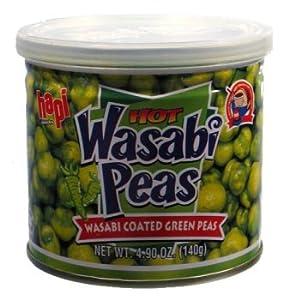Hapi - Hot Wasabi Green Pea 49 Oz from Hapi