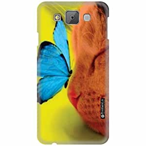 Printland Designer Back Cover for Samsung Galaxy E7 - Great Case Cover