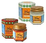 Pack Tiger Balm Red/White 30g (Pain Relief) - NaturalBalm