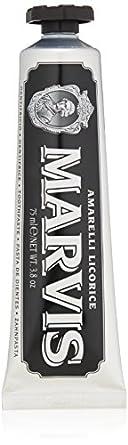Marvis Amarelli Licorice Mint Toothpaste, 3.8 Ounces
