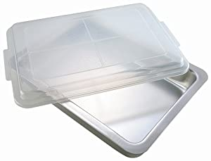 Amazon Com Airbake By Wearever Natural Oblong Baking Pan