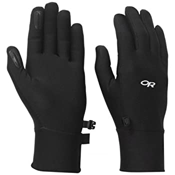 These ultralight fleece liners keep your hands dry and comfortable. You can wear them as light insulation inside a glove or mitt shell, or as a contact glove.