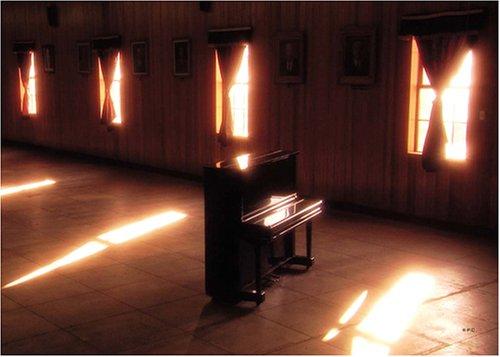 冬のソナタ・ロケ地より アートパズルシリーズ 108ピース 風景 初恋の調べ 思い出のピアノ 108-129
