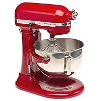 Empire Red KitchenAid Mixer