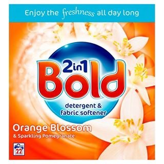 Bold Bio Washing Powder Orange 22 Wash 1.43kg