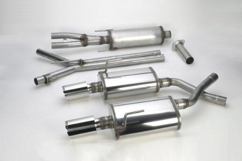 Stillen 508285 Stainless Steel Cat-Back Exhaust System - 07-12 Altima Sedan 2.5L front-899813
