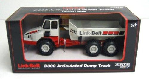 ERTL LINK-BELT D300 ARTICULATED DUMP TRUCK