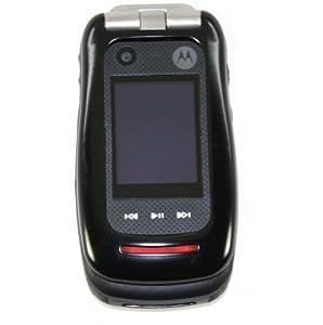 VERIZON WIRELESS CELL PHONE MOTOROLA BARRAGE V860 V 860 NO CONTRACT REQUIRED WORKS ON VERIZON WIRELESS