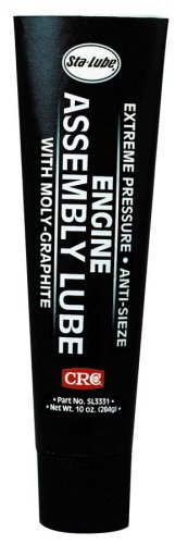 CRC SL3331 Extreme Pressure Engine Assembly Lube, 10 Wt Oz