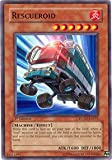 Yu-Gi-Oh! - Rescueroid (POTD-EN011) - Power of the Duelist - 1st Edition - Co...