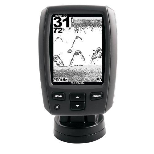 Brand New Garmin - Garmin echo™ 100 Single Beam Fishfinder TM/Trolling Transducer