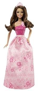 Barbie Princess Teresa Pink Dress - 2013 Version - X9441 by Mattel