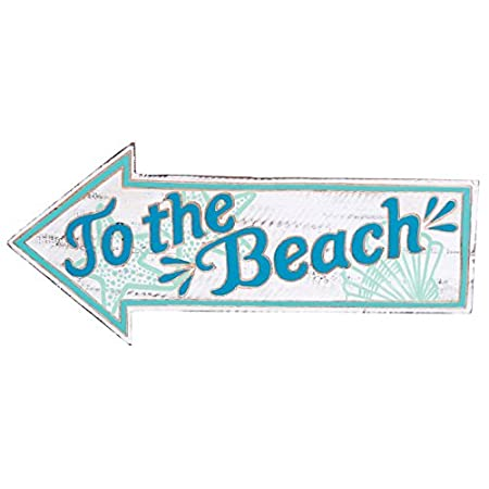 41PXEhP4fPL._SS450_ 100+ Wooden Beach Signs and Wooden Coastal Signs