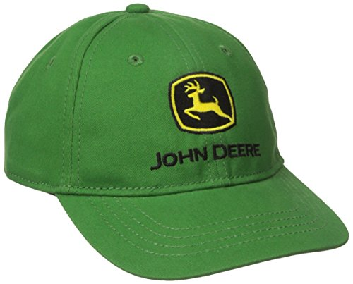 John Deere Toddler Boys' Trademark Baseball Cap, Green, One Size (Children Baseball Cap compare prices)