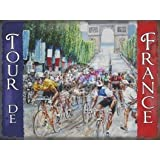 Metal Sign - Tour de France Plaque métal - Metal Sign - XXX15773 - L (30 x 40cm)