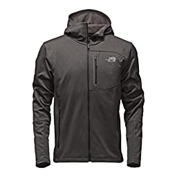 The North Face Canyonlands Full Zip Hoodie - Large/TNF Dark Grey Heather