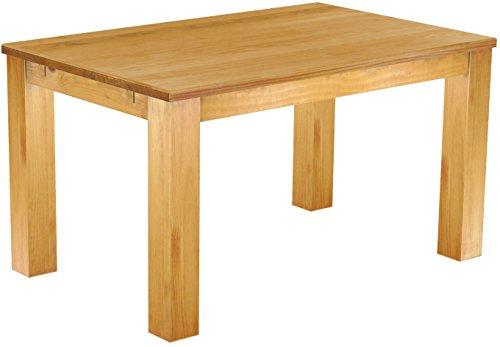 Brasilmoebel-Esstisch-Rio-Classico-140-x-90-cm-Pinie-Massivholz-Brasilmbel-Honig-in-27-Gren-und-45-Farben-in-1215-Varianten-Echtholz-mit-33-mm-durchgehend-massiven-Platten-aus-nachhaltiger-Forstwirtsc