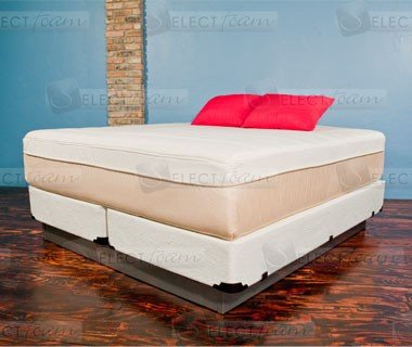 Select Foam Grandis-HD 15″ Gel-Infused Memory Foam Mattress – California King