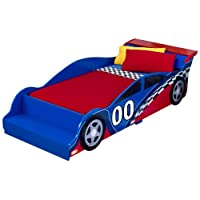 Ideal Race Car Toddler Bed