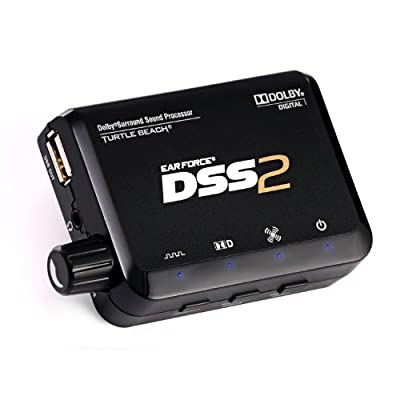 DSS2 Dolby Processor - CAN/EU by Turtle Beach