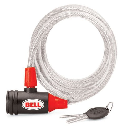Bell SecuriKey Cable Bike Lock